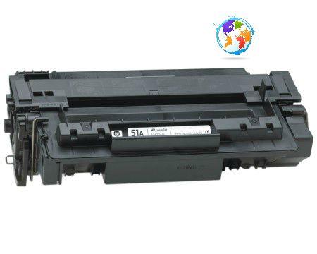 HP Q7551A Umplere HP LaserJet M3027 MFP