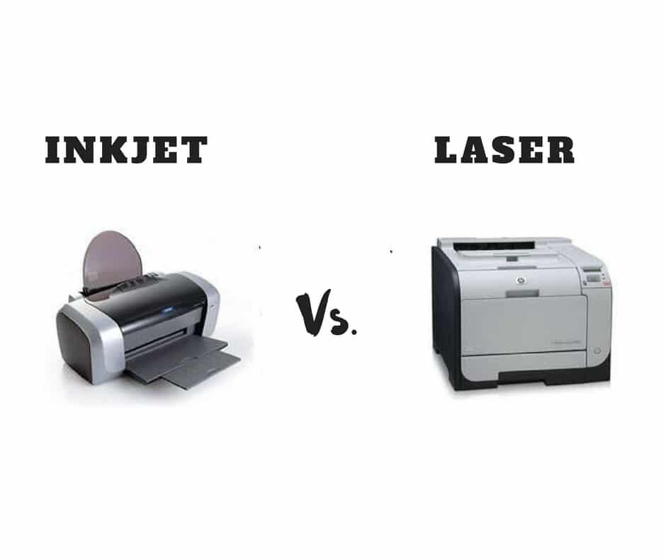 Multifuncţionale inkjet vs multifuncţionale laser