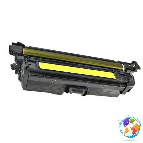 HP CF032A 646A Yellow Umplere HP Color LaserJet Enterprise CM4540fskm MFP
