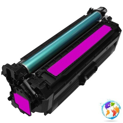 HP CF033A 646A Magenta Umplere HP Color LaserJet Enterprise CM4540f MFP