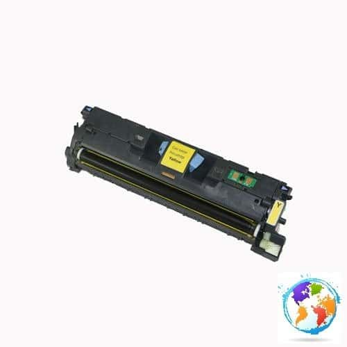 HP Q3962A 122A Yellow Umplere HP Color Laserjet 2840