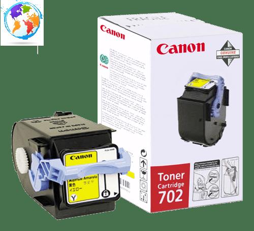 Canon EP 702 Yellow Umplere Canon I-Sensys LBP-5975