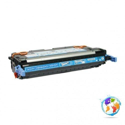 HP Q7561A 314A Cyan Umplere HP Color LaserJet 3000