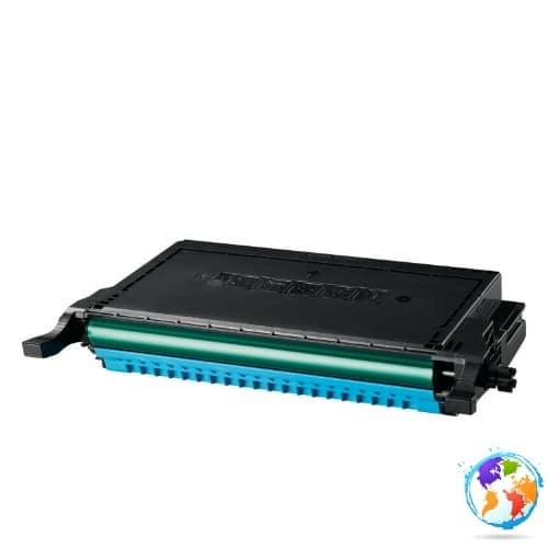 Samsung CLP C660B Cyan Umplere Samsung CLP 610ND