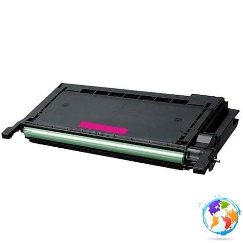 Samsung CLP M600A Magenta Umplere Samsung CLP 600N