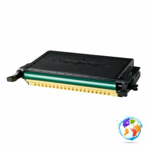 Samsung CLP Y660B Yellow Umplere Samsung CLP 660N