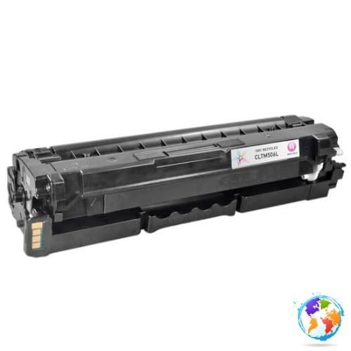 Samsung CLT M506L Magenta Umplere Samsung CLX 6260FR