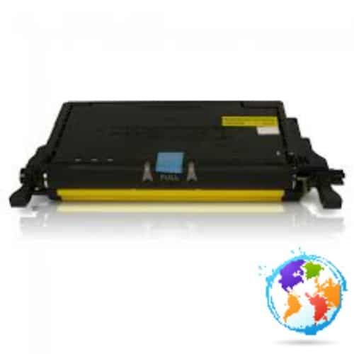 Samsung CLT Y508L Yellow Umplere Samsung CLX 6250FX