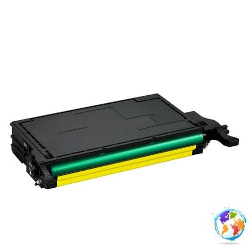 Samsung CLT Y508S Yellow Umplere Samsung CLP 670N