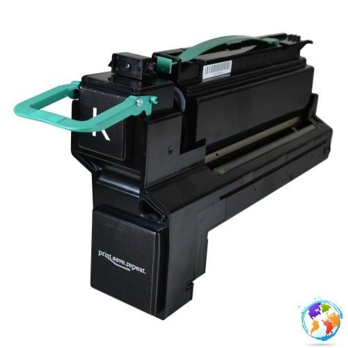 Lexmark X792X1KG Lexmark X792X2KG Black Umplere Lexmark X792DTSE