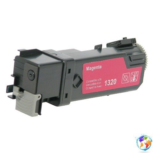 Dell WM138 Magenta Umplere Dell 1320c