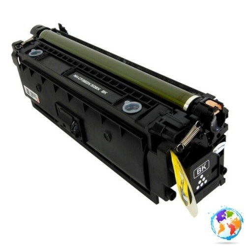 HP CF360A 508A Black Umplere HP Color LaserJet Enterprise Flow MFP M577c