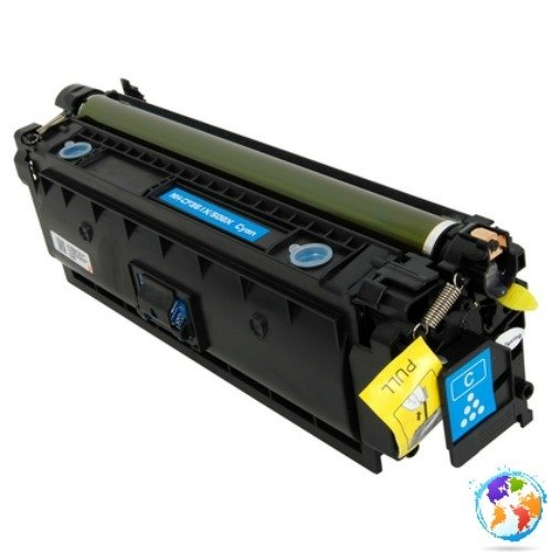HP CF361X 508X Cyan Umplere HP Color LaserJet Enterprise MFP M577f
