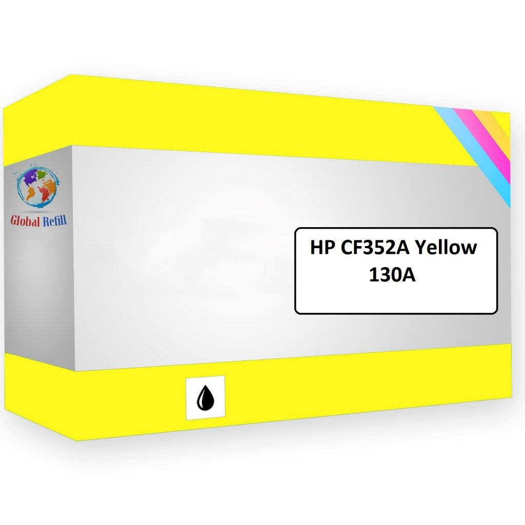 Compatibil HP CF352A 130A Yellow