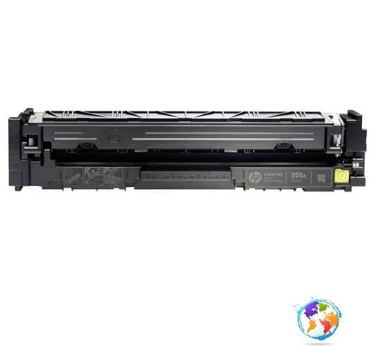 HP CF532A 205A Yellow Umplere HP Laserjet pro MFP M180N