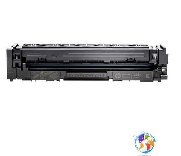 HP CF540X 203X Black Umplere HP LaserJet Pro M281FDN