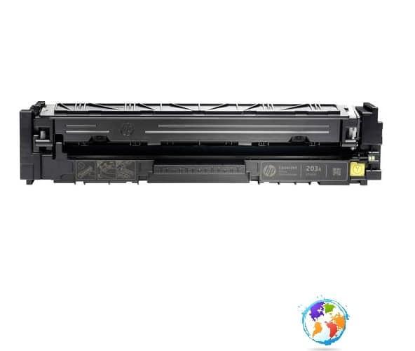HP CF542A 203A Yellow Umplere HP LaserJet Pro M254DW