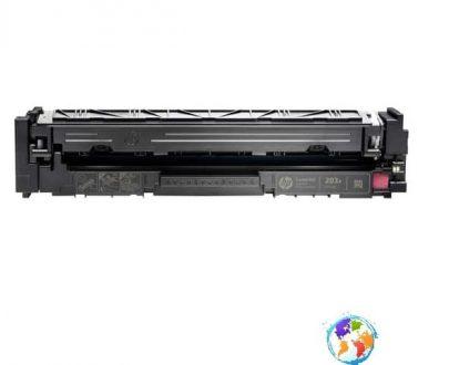 HP CF543A 203A Magenta Umplere HP LaserJet Pro M281FDW